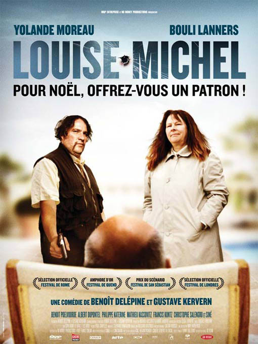 Louise-Michel Large Poster