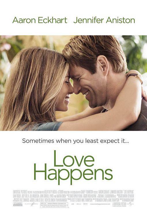 Love Happens Large Poster