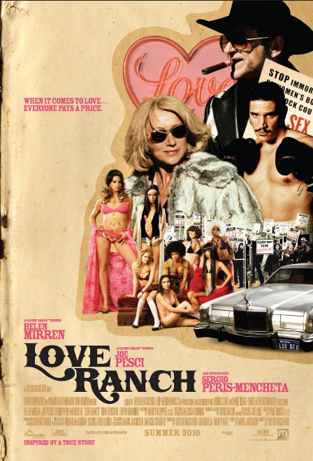 Love Ranch Large Poster