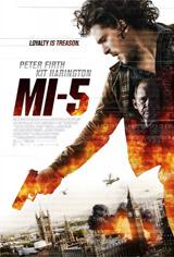 MI-5 Movie Poster