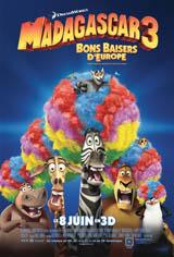 Madagascar 3 : Bons baisers d