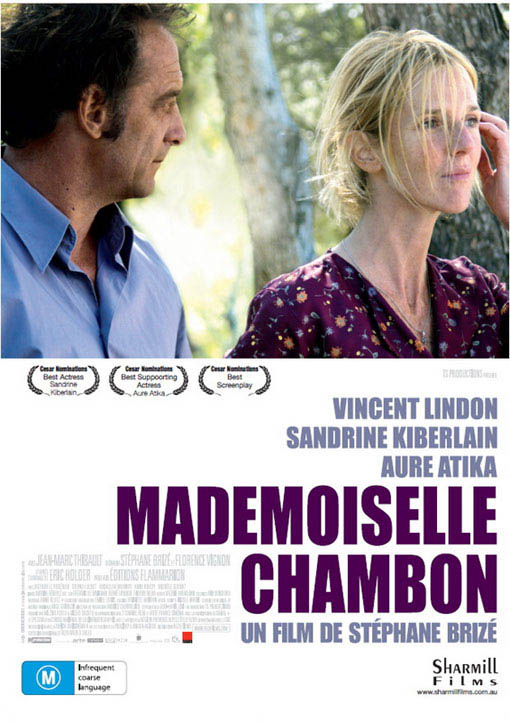 Mademoiselle Chambon Large Poster