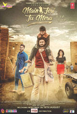 Main Teri Tu Mera Movie Poster
