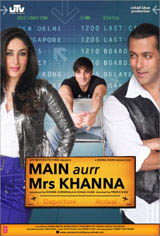 Main Aurr Mrs. Khanna Movie Poster