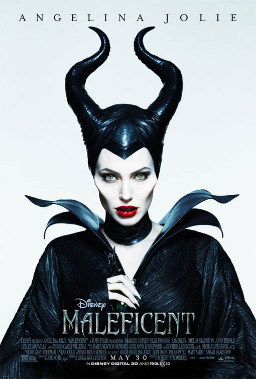 Maleficent Large Poster