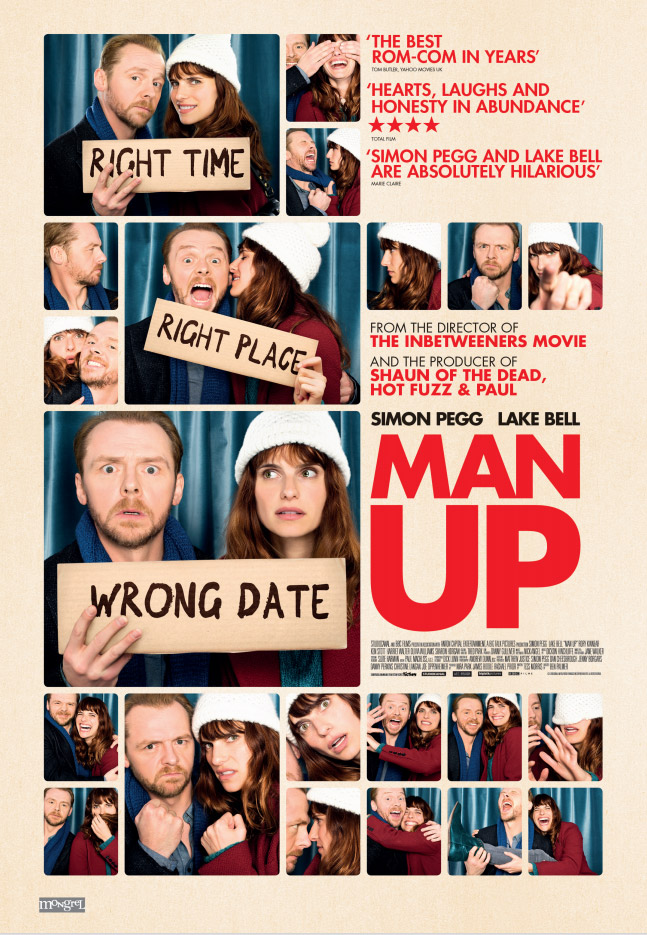 Man Up Large Poster