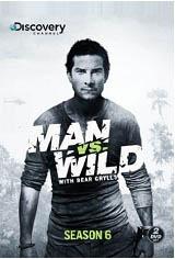 Man vs. Wild: Season 6 Movie Poster
