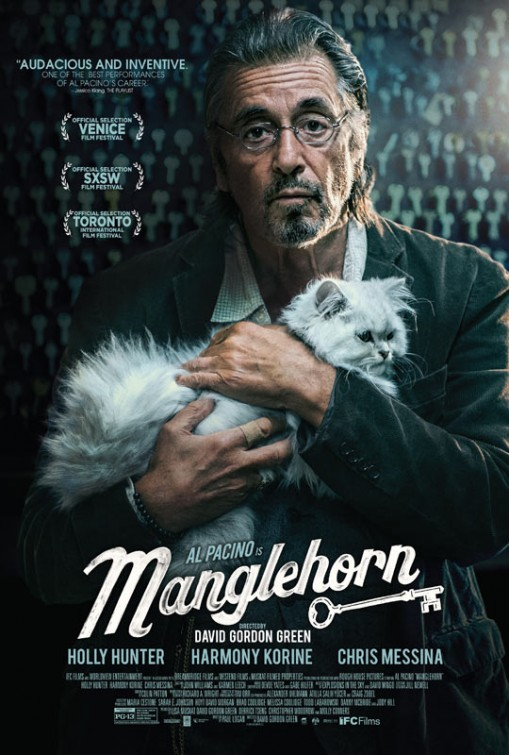 Manglehorn Large Poster