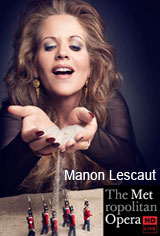 The Metropolitan Opera: Manon Lescaut Movie Poster