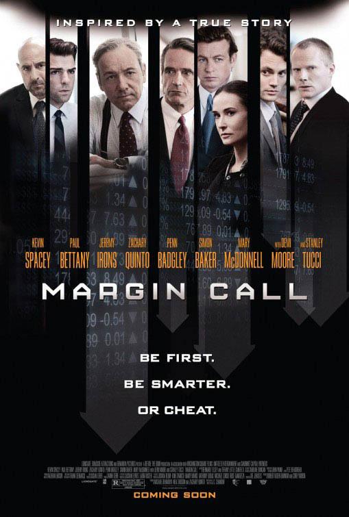 Margin Call Large Poster