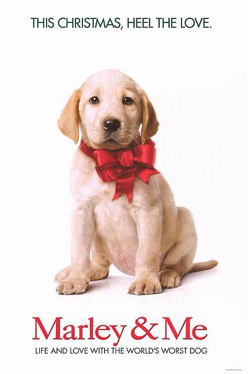 Marley & Me Large Poster