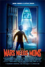 Des mamans pour Mars 3D Movie Poster