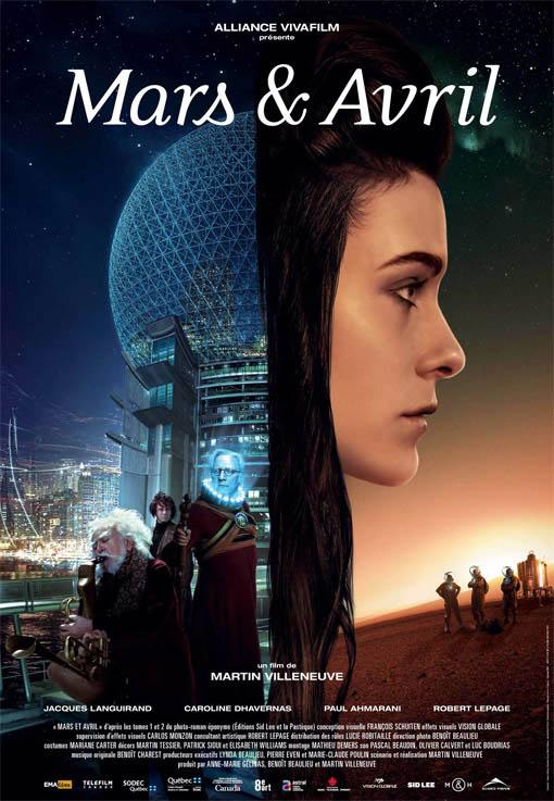 Mars & Avril Large Poster