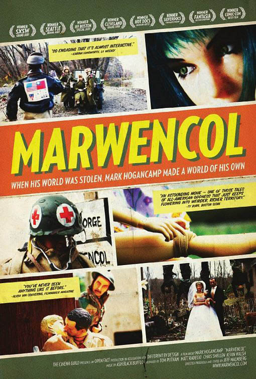 Marwencol Large Poster