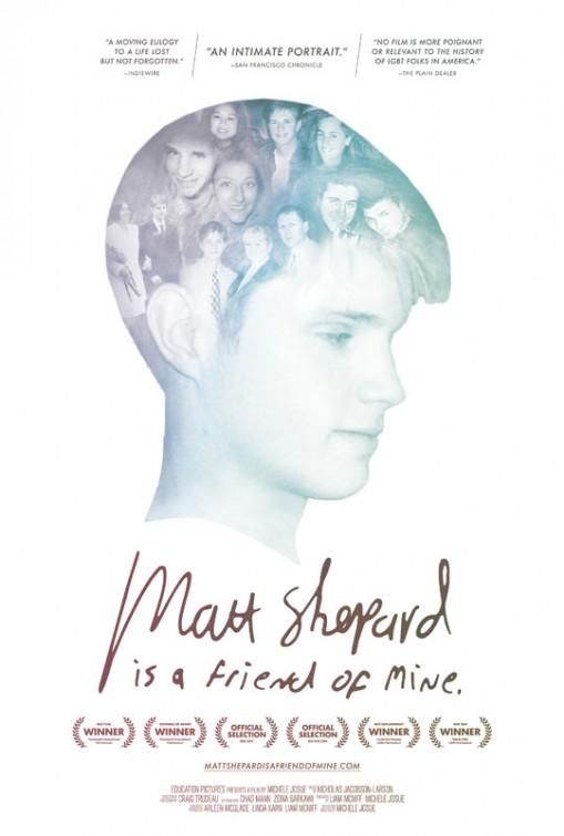 Matt Shepard Is a Friend of Mine Large Poster