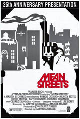 Mean Streets Movie Poster