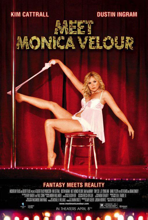 Meet Monica Velour Large Poster