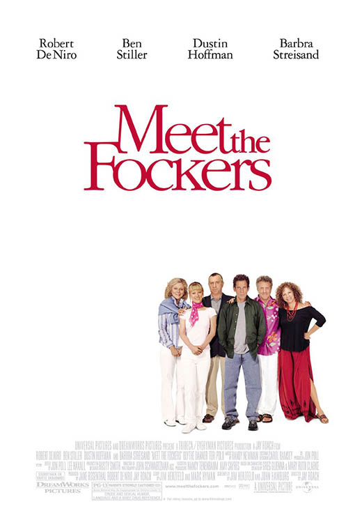 Meet the Fockers Large Poster