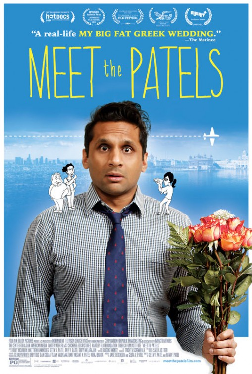 Meet the Patels Large Poster