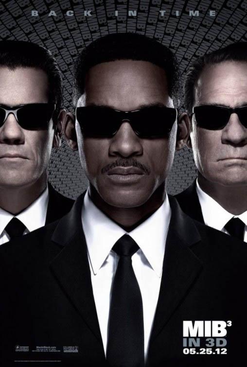 Men in Black 3 Large Poster
