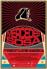Mercedes Sosa: The Voice of Latin America Movie Poster