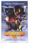 Metalstorm: The Destruction of Jared-Syn 3-D Movie Poster