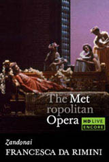The Metropolitan Opera: Francesca da Rimini Movie Poster