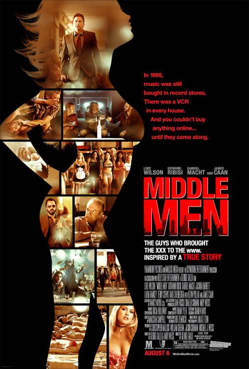 Middle Men Large Poster