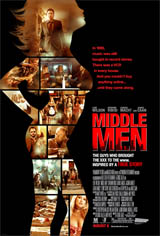 Middle Men Movie Poster