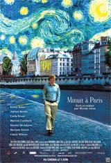 Minuit à Paris Movie Poster