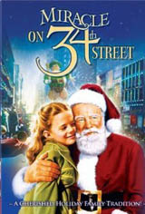 Miracle on 34th Street - Classic Film Series Movie Poster
