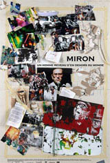 Miron : Un homme revenu d'en dehors du monde Movie Poster