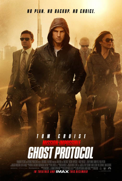 mission impossible ghost protocol movies. Black Bedroom Furniture Sets. Home Design Ideas