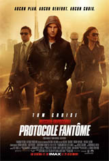 Mission: Impossible - protocole fantôme Movie Poster