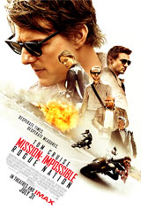 Mission: Impossible Rogue Nation - The IMAX Experience Movie Poster