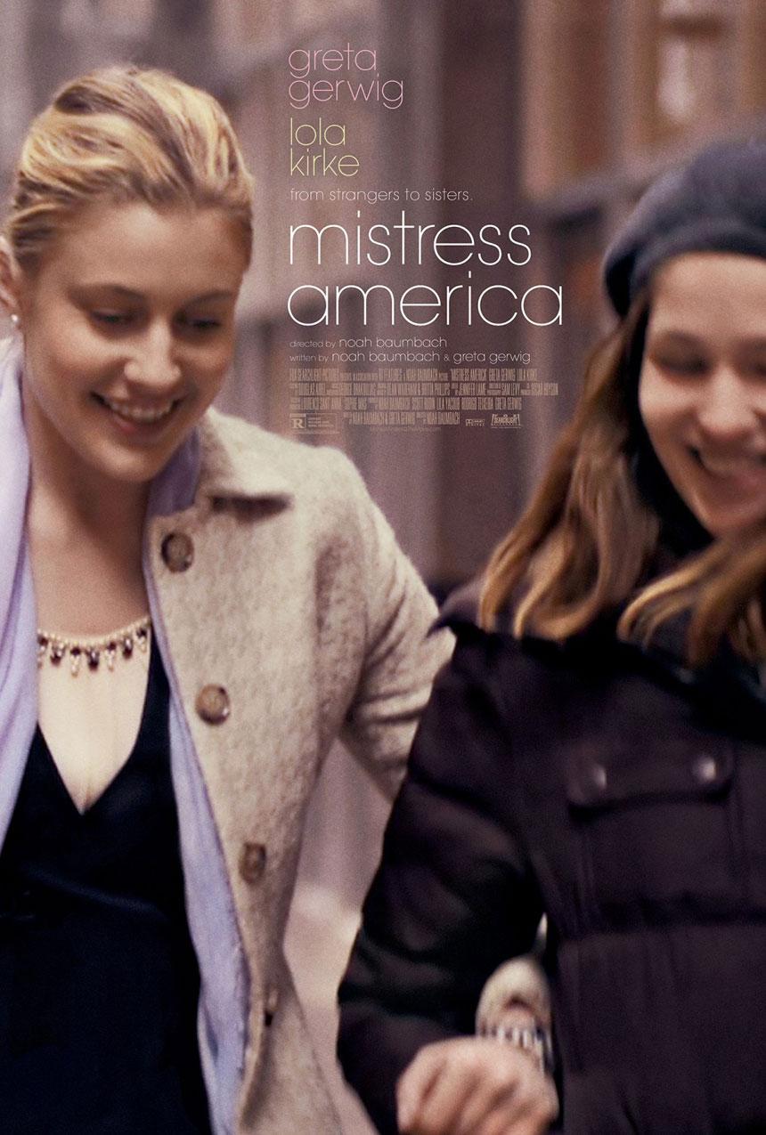 Mistress America Large Poster