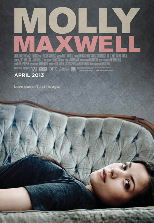 Molly Maxwell Large Poster