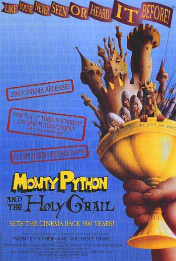 Monty Python And The Holy Grail movie gallery : Movie ...