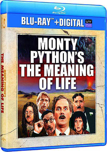 Monty Python's The Meaning of Life 30th Anniversary Edition Large Poster