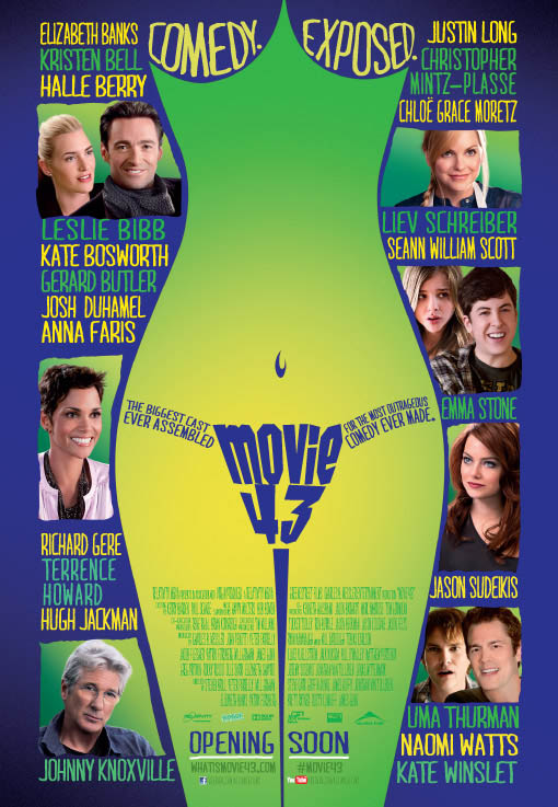 Movie 43 Large Poster