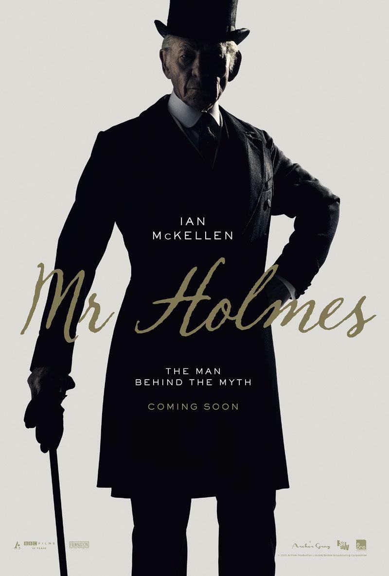 Mr. Holmes Large Poster