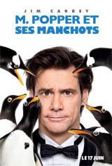 M. Popper et ses manchots Movie Poster