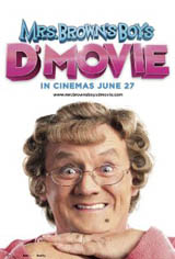 Mrs. Brown's Boys D'Movie Movie Poster
