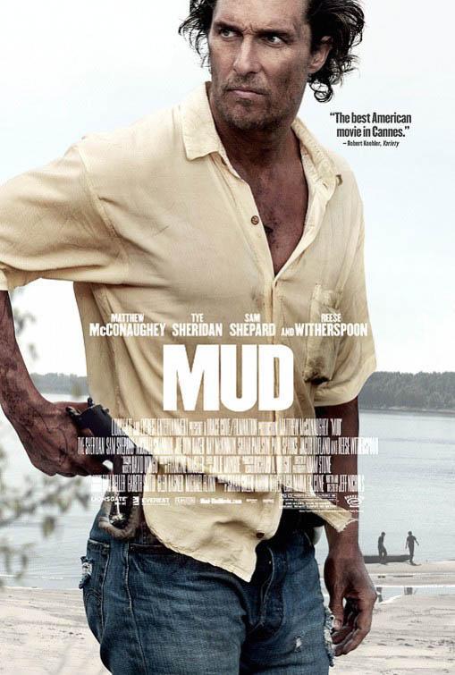Mud Large Poster
