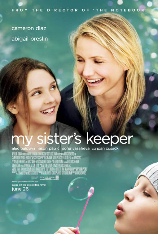 My Sister's Keeper Large Poster