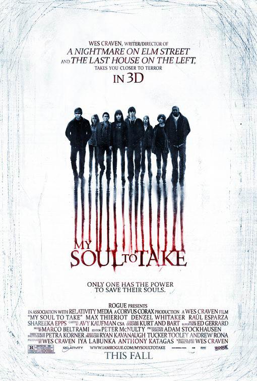 My Soul to Take Large Poster