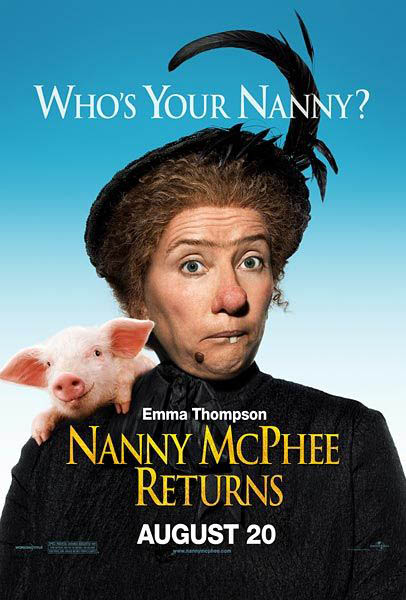 Nanny McPhee Returns Large Poster