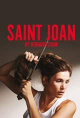 National Theatre Live: Saint Joan Poster