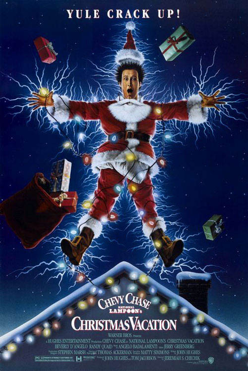 National Lampoon's Christmas Vacation Large Poster