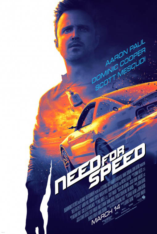 Need for Speed Large Poster